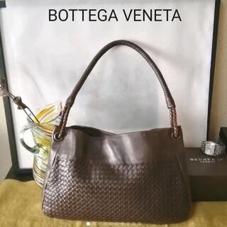 Bottega Veneta - 綺麗め。BOTTEGA VENETA イントレチャート ショルダーバッグ