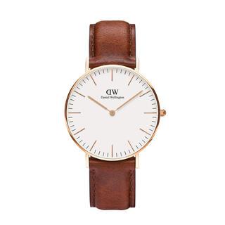 ダニエルウェリントン(Daniel Wellington)の【36㎜】ダニエルウェリントン腕時計DW507 《3年保証付》(腕時計)