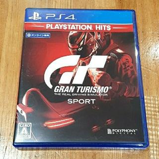 プレイステーション4(PlayStation4)のグランツーリスモSPORT (PlayStation Hits)  PS4 (家庭用ゲームソフト)