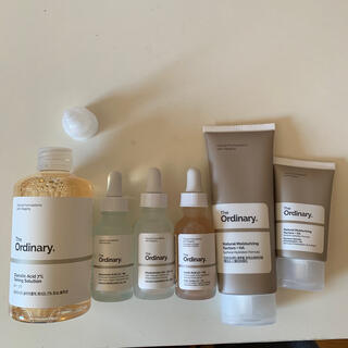 Cosme Kitchen - the ordinary 乾燥肌用6点セット