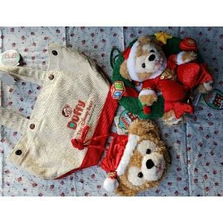 ダッフィー(ダッフィー)のduffy クリスマス 3点セット♡(ぬいぐるみ/人形)