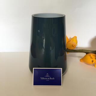ビレロイアンドボッホ(ビレロイ&ボッホ)の☆美品☆ビレロイボッホ 花瓶 ヌマビック 20センチ!(花瓶)