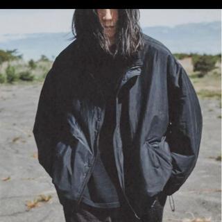 コモリ(COMOLI)のcomoli ナイロンショートジャケット サイズ2(ナイロンジャケット)