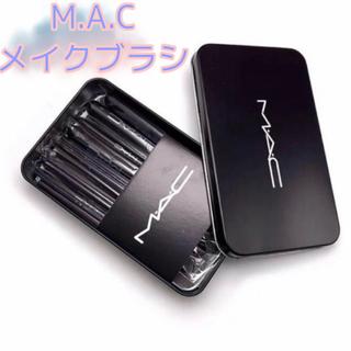 MAC - 【送料込み】 MAC メイク ブラシ 再入荷 マック