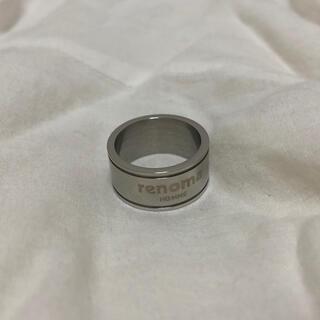 レノマ(RENOMA)の※交渉中 renoma HOMME レノマ 指輪 シルバー系 銀色 18号(リング(指輪))