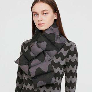 マリメッコ(marimekko)のマリメッコ×ユニクロ パティッドスカーフ/マフラー 日本未発売 海外限定(マフラー/ショール)