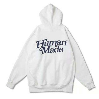 Human Made Girls Don't Cry パーカー