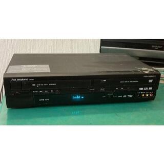 【ジャンク】DX BROADTEC ビデオ一体型レコーダー(DVDプレーヤー)