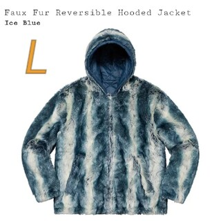 Supreme - Supreme Faux Fur Reversible Hooded Jacke