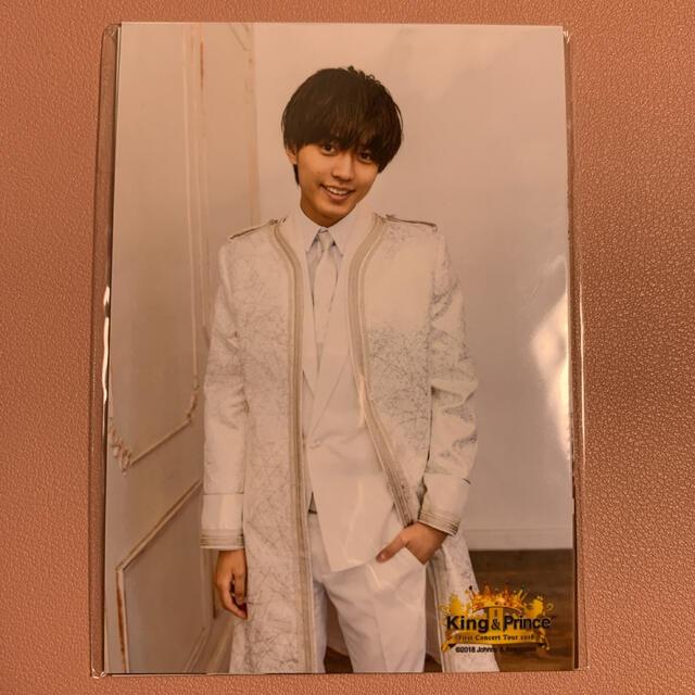 Johnny's(ジャニーズ)のKing&Prince 永瀬廉 フォトセット 写真 エンタメ/ホビーのタレントグッズ(アイドルグッズ)の商品写真