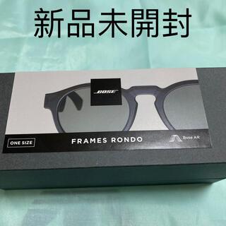 ボーズ(BOSE)のBOSE FRAMES RONDO 新品未開封 正規品 サングラス(ヘッドフォン/イヤフォン)