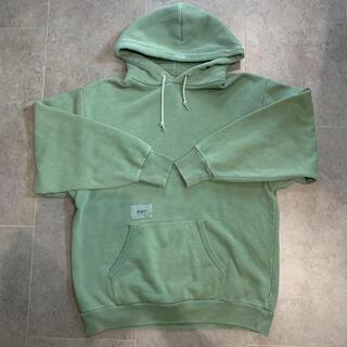ダブルタップス(W)taps)のWtaps Blank Hooded 01 Sweatshirt Copo(パーカー)