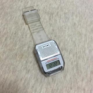 ビームス(BEAMS)の英語バージョン(腕時計(デジタル))