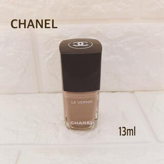 CHANEL - CHANEL シャネル ヴェルニ ロング トゥニュ 578 ニュードーン ネイル