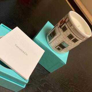 ティファニー(Tiffany & Co.)のテイファニー キャンドル(アロマ/キャンドル)