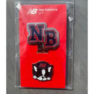 ニューバランス(New Balance)のゴルフ  ボールマーカー ニューバランス ボストンテリア(その他)