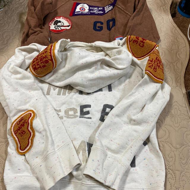 DENIM DUNGAREE(デニムダンガリー)のデニムダンガリー 140センチ 2枚セット キッズ/ベビー/マタニティのキッズ服男の子用(90cm~)(ジャケット/上着)の商品写真