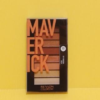 レブロン(REVLON)のレブロン カラーステイ ルックス ブック パレット 930 MAVERICK(アイシャドウ)