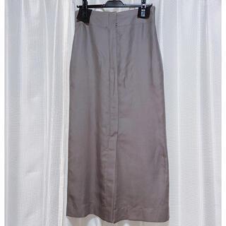 ミラオーウェン(Mila Owen)のMilaOwen スカート(ひざ丈スカート)