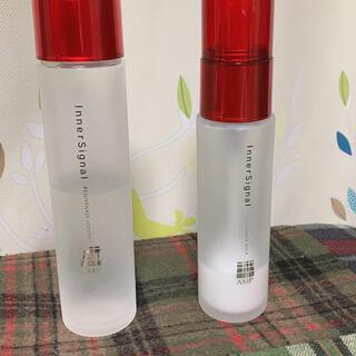 オオツカセイヤク(大塚製薬)のインナーシグナル 化粧水と乳液セット(化粧水/ローション)