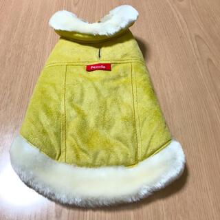 アイリスオーヤマ(アイリスオーヤマ)の犬の服 スエードコート(アイリスオーヤマ)(犬)