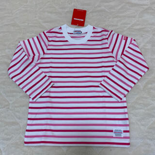 mikihouse - 【新品】ミキハウス ボーダーTシャツ サイズ100