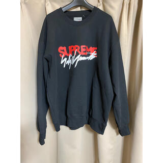 Supreme - supreme yohji yamamoto crewneck XL