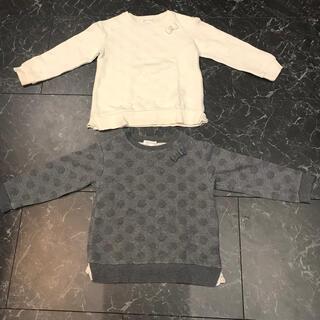 サンカンシオン(3can4on)の3can4on サンカンシオンのトレーナー2枚セット(Tシャツ/カットソー)