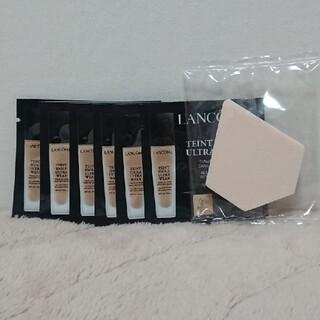 ランコム(LANCOME)のランコム LANCOME ファンデーション サンプル(サンプル/トライアルキット)