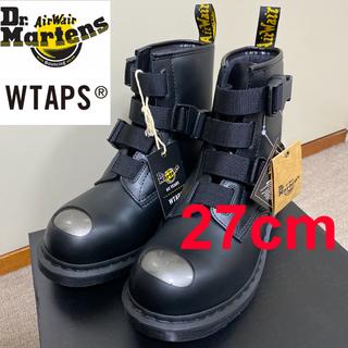 ダブルタップス(W)taps)のWTAPS×Dr.Martens 1460 WEBBING STRAP BOOT(ブーツ)