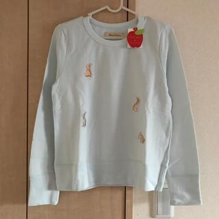 フランシュリッペ(franche lippee)の新品タグ付き☆ラビットピタUT(Tシャツ(長袖/七分))