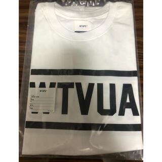 ダブルタップス(W)taps)のダブルタップス WTAPS WTVUA TEE Tシャツ 白 WHITE (Tシャツ/カットソー(半袖/袖なし))