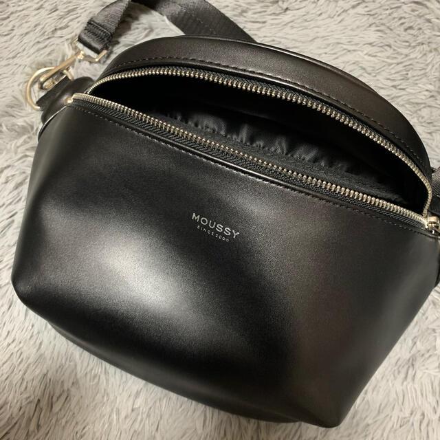 moussy(マウジー)のmoussy ウエストポーチ レディースのバッグ(ボディバッグ/ウエストポーチ)の商品写真
