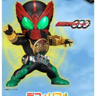 BANDAI - 少年リック プレミアムバンダイ デフォリアル 仮面ライダーオーズ タトバコンボ