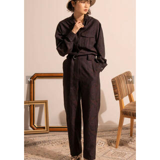 BEAUTY&YOUTH UNITED ARROWS - Maison special メゾンスペシャル サファリジャンプスーツ