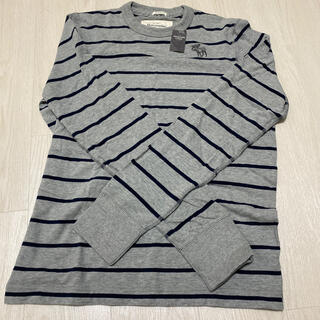 Abercrombie&Fitch - アバクロ ロングティーシャツ