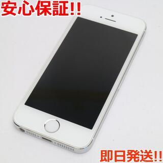 アイフォーン(iPhone)の超美品 Y!mobile iPhone5s 32GB シルバー (スマートフォン本体)