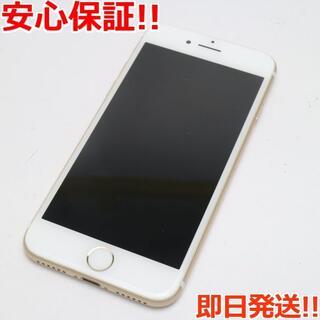 アイフォーン(iPhone)の美品 au iPhone7 32GB ゴールド (スマートフォン本体)