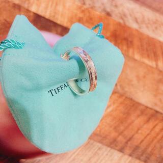 Tiffany & Co. - Tiffany(ティファニー)ナローフープピアス片耳のみ