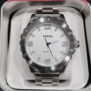 新品 フォッシル FOSSIL JR1456 メンズ ネイト ステンレス 腕時計