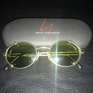 ヨウジヤマモト(Yohji Yamamoto)の90s yohji yamamoto sunglasses(サングラス/メガネ)
