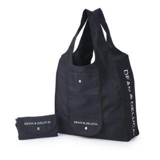 DEAN & DELUCA - DEAN & DELUCA ショッピングバッグ ブラック
