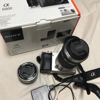 SONY - SONYα6000