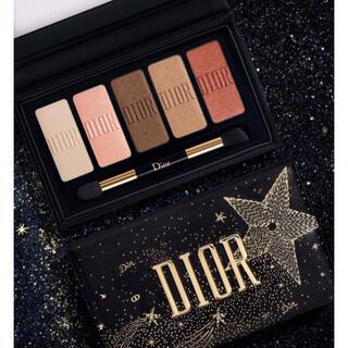 Dior - ディオール♡Dior♡ホリデー♡ スパークリング クチュール アイ パレット