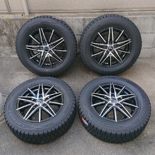 DUNLOP - ダンロップ WINTER MAXX WM01 195/65R15  X1618