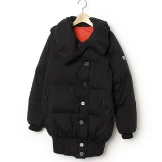 ダブルスタンダードクロージング(DOUBLE STANDARD CLOTHING)のダブスタ ダウンジャケット 黒 ダブルスタンダードクロージング(ダウンコート)
