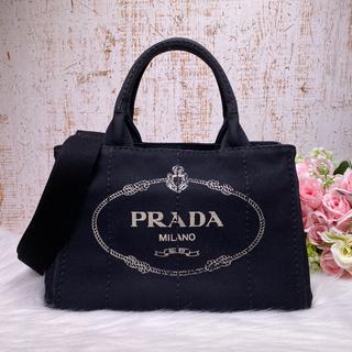 PRADA - ✨美品✨PRADA プラダ カナパ S 2way ハンドバッグ ショルダー