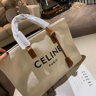 celine - セリーヌ  CELINE トートバッグ キャンバス 大人気