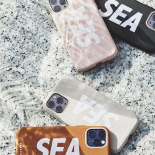SEA - WINDANDSEA×CASETiFY iPhone用 レザーケース 新品未開封
