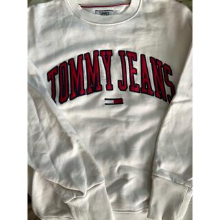 トミー(TOMMY)のTommy jeans トレーナー(スウェット)